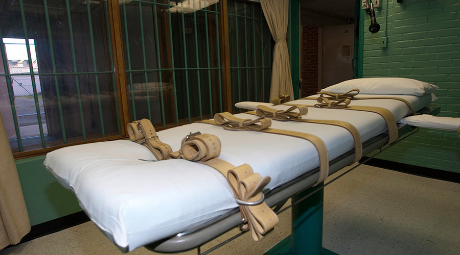 Alabama inmate in distress for 13 minutes during execution