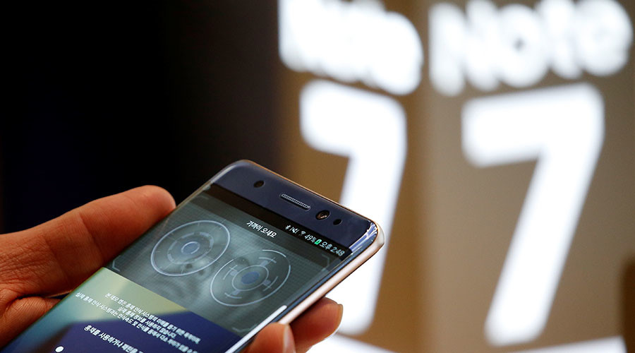 Samsung: Remaining Galaxy Note7 smartphones to be eliminated next update