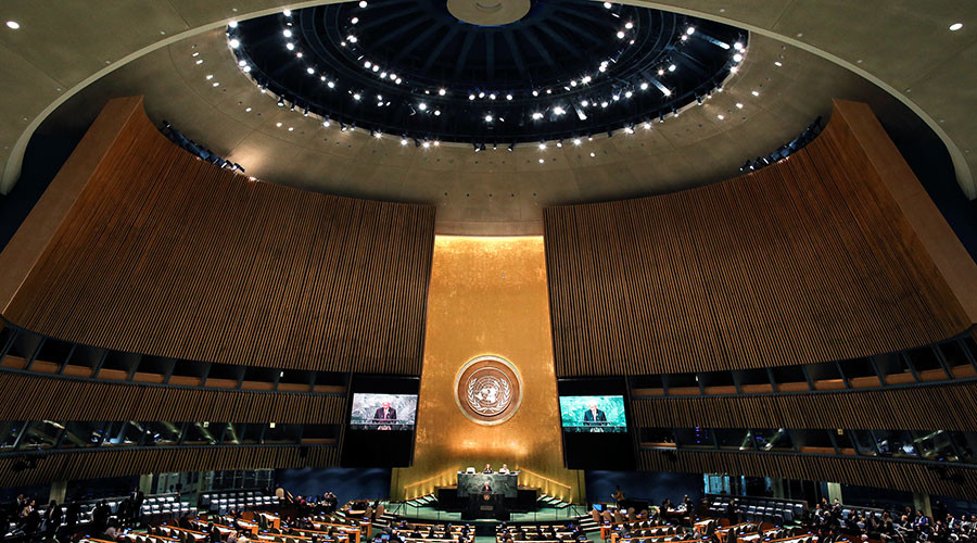 Illusive concept of Syrian 'moderates' failed despite financing & propaganda – Churkin