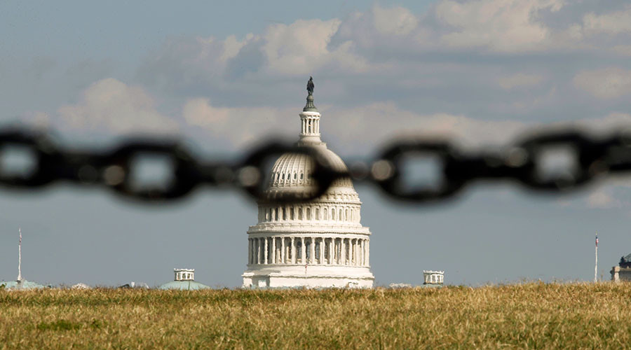 Rough patch: Govt shutdown thwarted as temporary spending fix passes Senate
