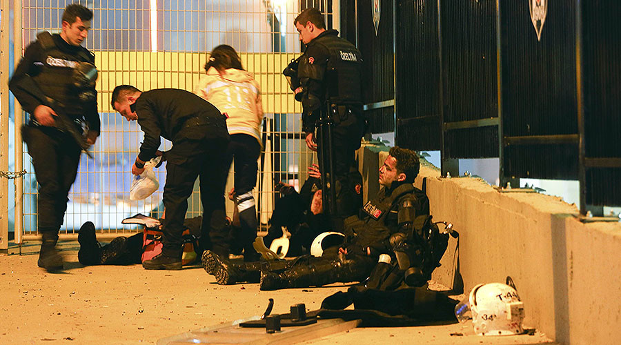Image result for 2016 beşiktaş bursaspor terror