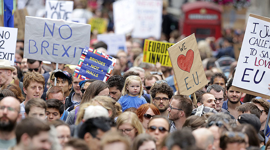 £70,000 raised in crowdfunding for new case against Brexit