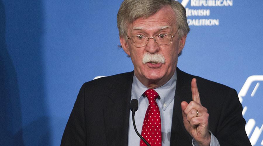 DNC hack blamed on Russia may have been Obama's false flag operation – former US ambassador Bolton