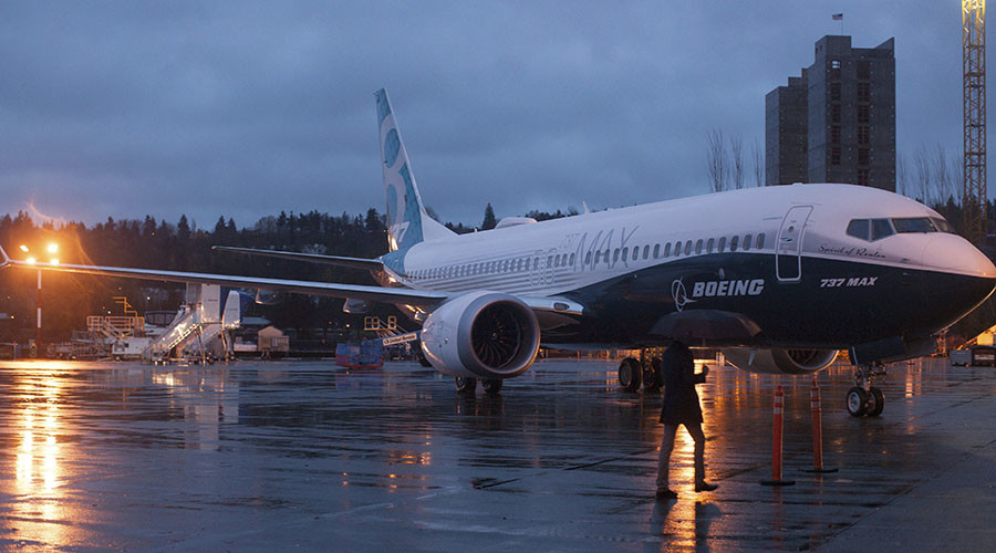 Iran seals $17bn contract with Boeing in first deal in 40yrs