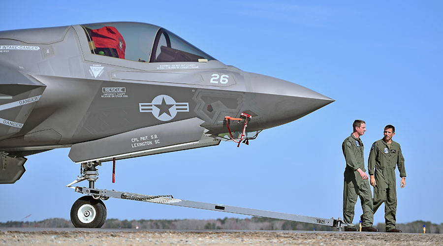 Trump says F-35 program cost 'out of control', wants to save 'billions of dollars'