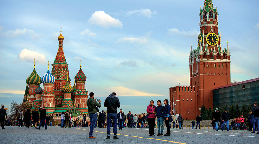 Russian capital may see 20 million tourists in 2018