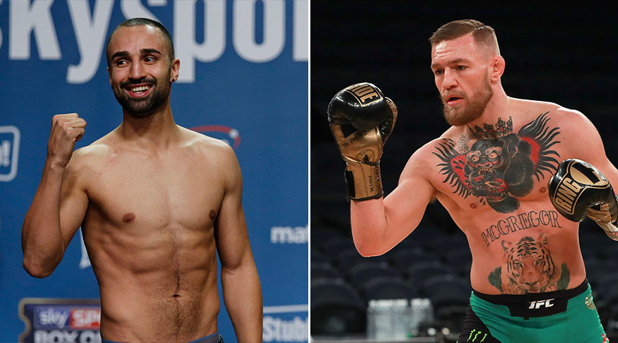 Two-time boxing world champ Malignaggi calls McGregor boxing boasts 'laughable'