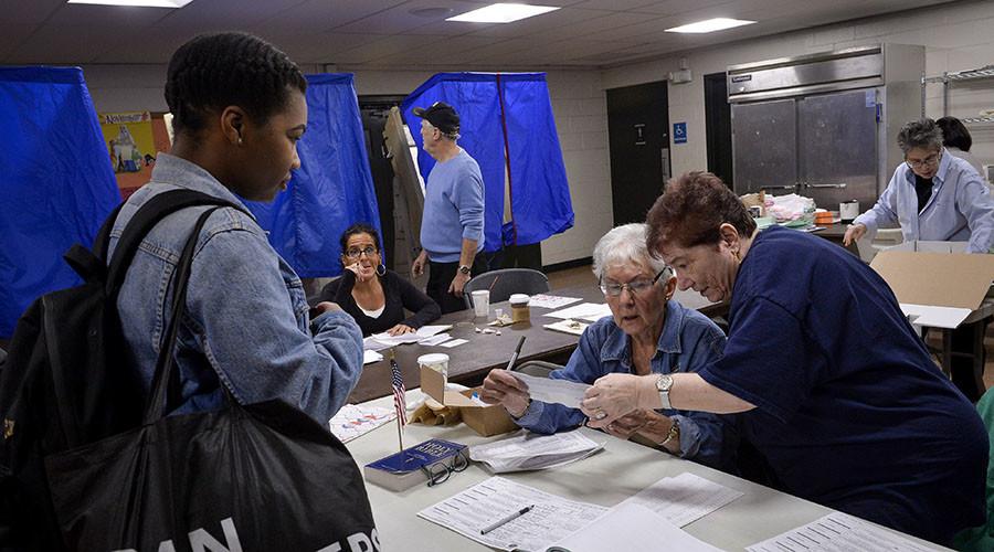 Federal judge blocks Pennsylvania recount request