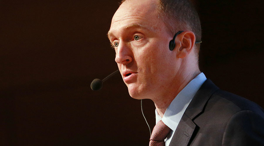 Fix 'toxic' relations: Ex-Trump adviser Carter Page in Moscow