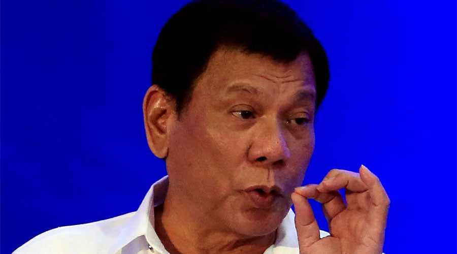 Duterte admits personally killing suspected criminals