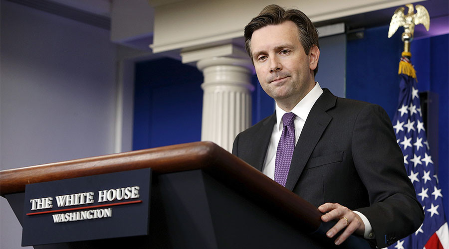 Briefing blunder: White House press secretary accuses China of DNC hack