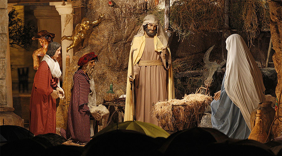 'Italy, not Saudi': Catholic priest slammed for scrapping Nativity scene to avoid offending Muslims