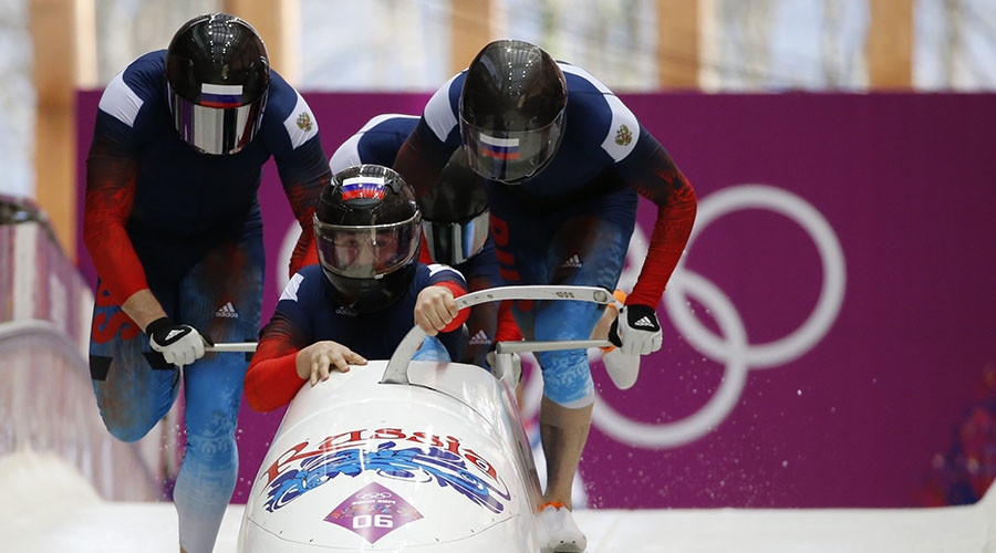 Russia says will not boycott stripped Bobsleigh & Skeleton world champs