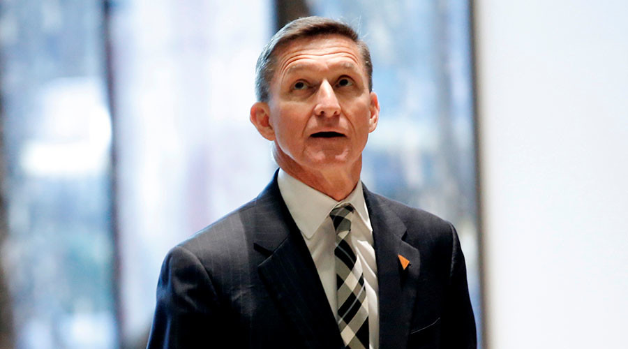 Trump security adviser Flynn faces allegations of sharing secret data, despite being cleared