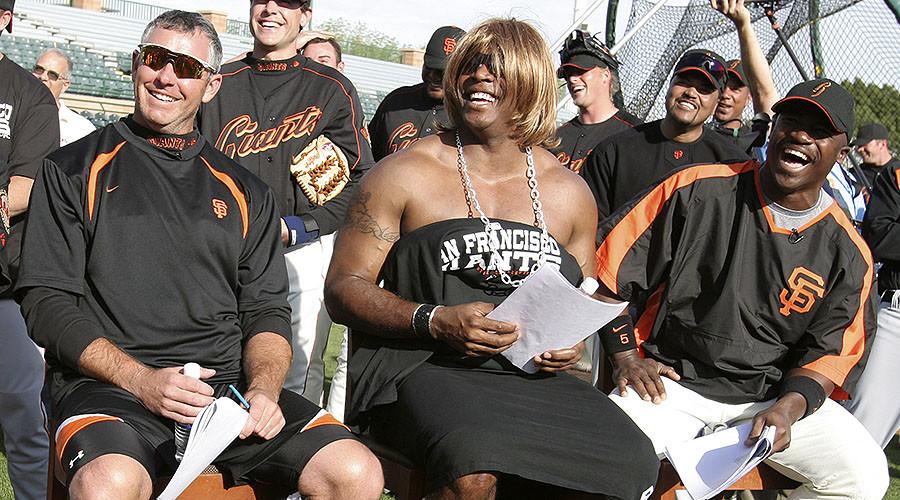 MLB bans ritual of rookies dressing up as women