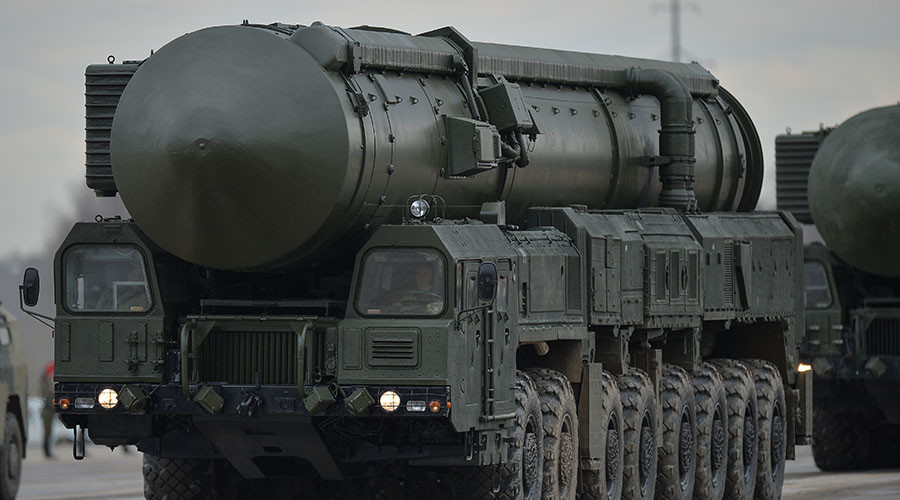 Russia to continue developing nuclear forces in 2017 to deter any aggression – General Staff