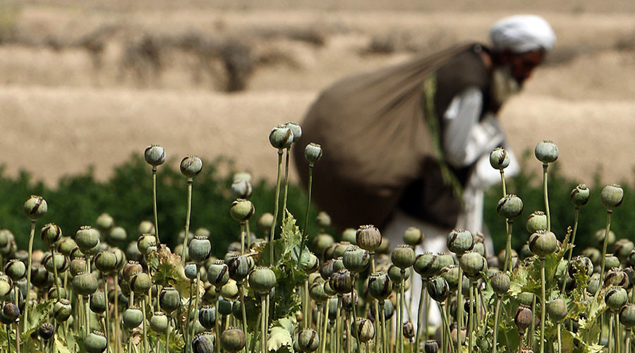 $60mn drug bust: 'Largest known seizure of heroin' in Afghanistan revealed by DEA