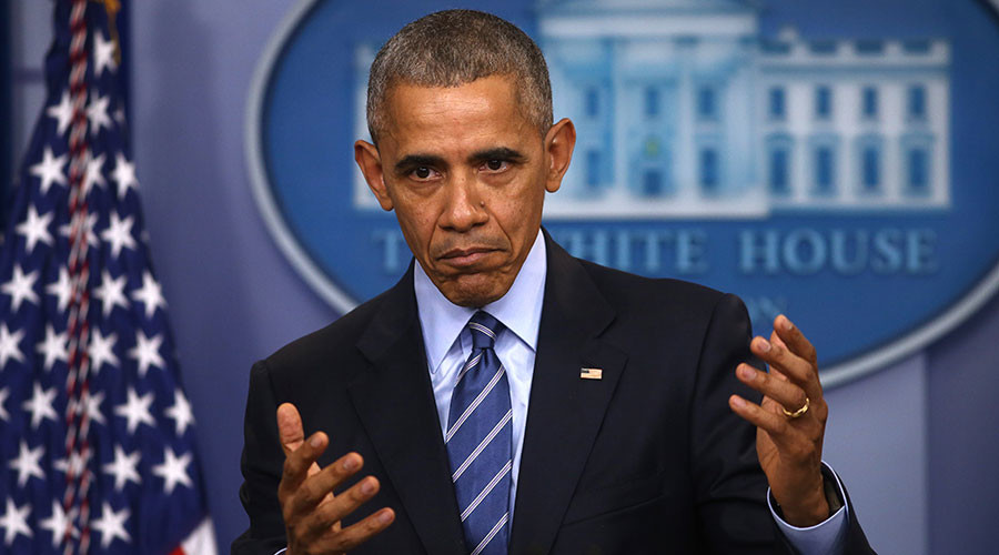 Obama: 'Reagan would roll over in his grave' at GOP support of Putin