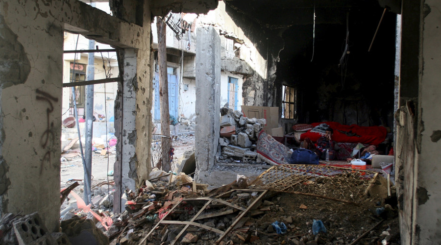 British cluster bombs used in Saudi Arabia's Yemen campaign