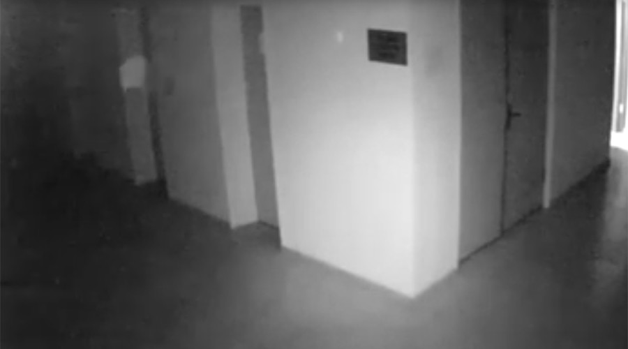 'Ghostly' orb glides through former Stalin gulag in haunting footage (VIDEO, POLL)