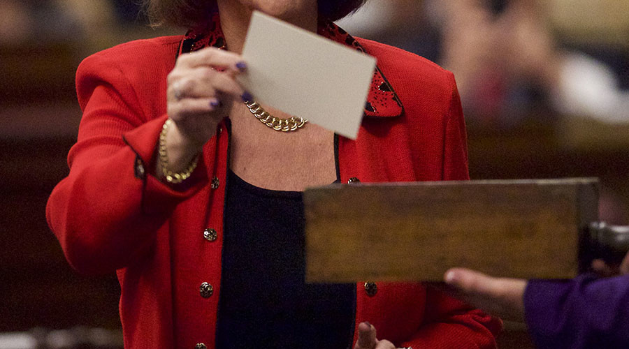 'Faithless Elector' in US State of Minnesota Reportedly Refuses to Back Clinton