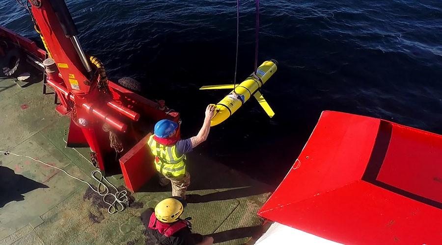 China returns seized US sea drone Trump didn't want back