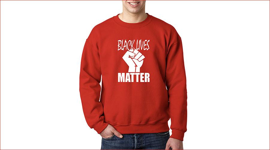 Green cash matters: Walmart criticized for selling Black Lives, Blue Lives Matter merch