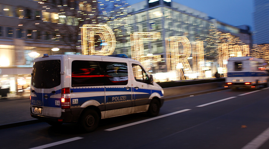 Berlin market attack: Police searching for Tunisian man after finding ID in truck – reports