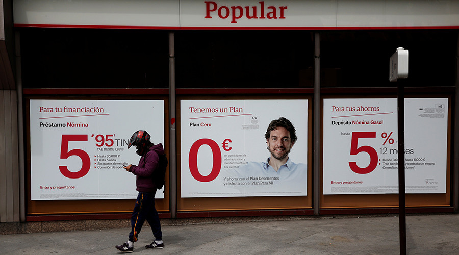 Spanish banks may be forced to pay billions to swindled mortgage holders