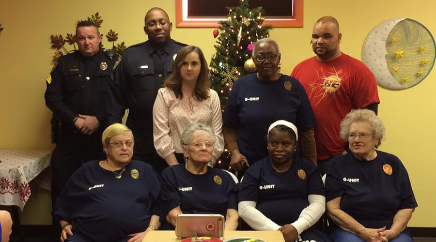 'G-unit': Police in West Virginia form granny crime-fighting squad