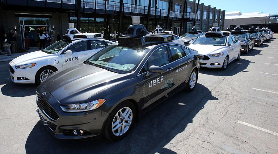 California Dmv Brings Self Driving Uber Pilot To