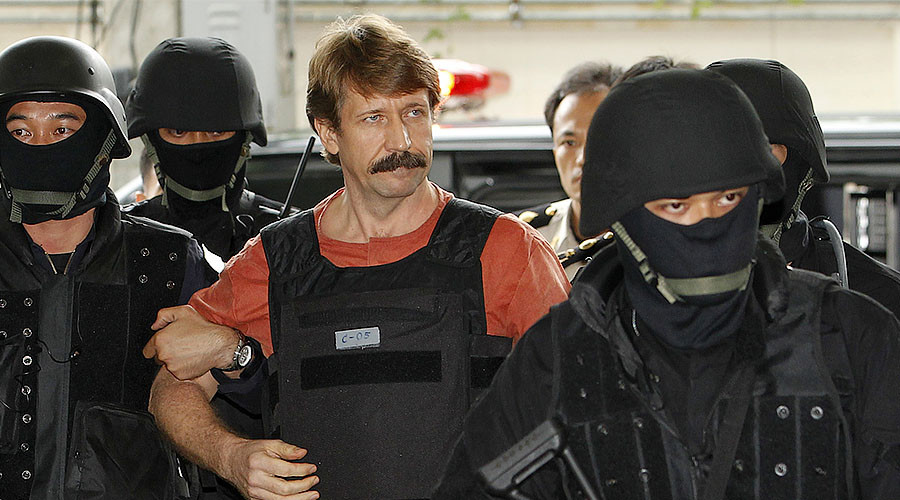 Russia to seek extradition of Viktor Bout under prisoner transfer convention