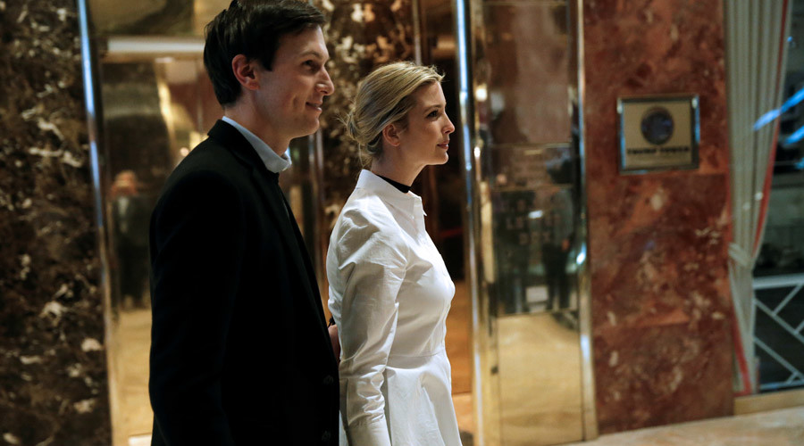 JetBlue removes passengers for 'harassing' Ivanka Trump