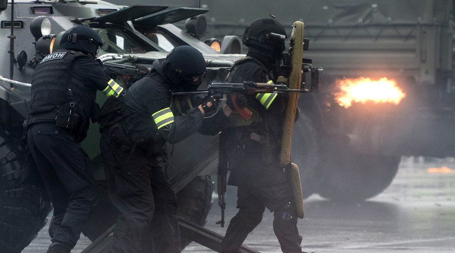FSB foils extremist cell 'run by foreign emissaries' in Moscow region
