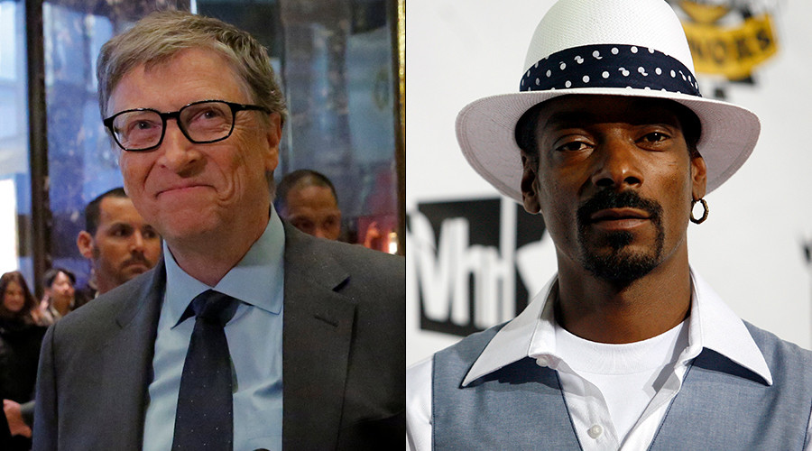 Reddit users paired with Bill Gates and Snoop Dogg for Secret Santa
