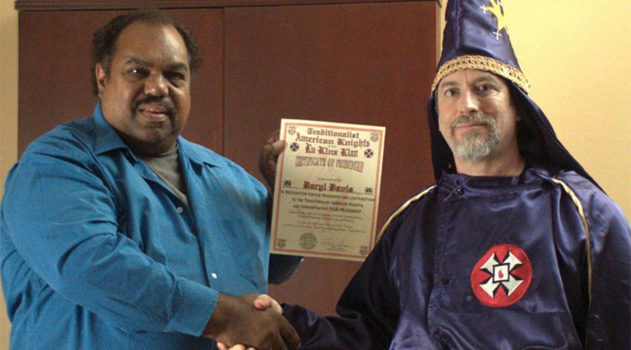 Meet the black man who converted 200 KKK members by becoming their pal (VIDEO, PHOTOS)
