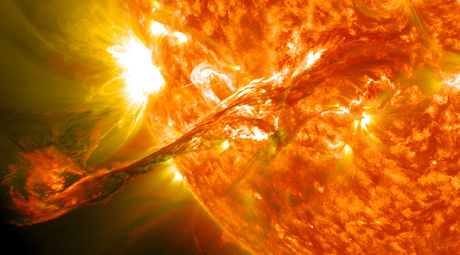 Solar storms could affect US power grid
