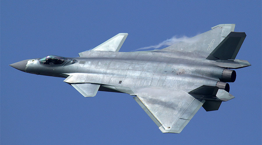 'China could overtake US air superiority using hacked American technology'