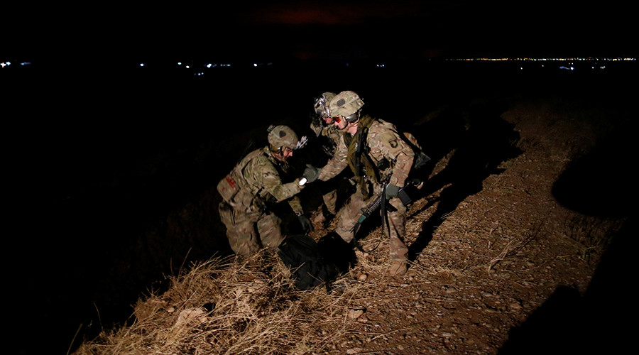 'Our coalition must endure': 5,000+ US troops embed with coalition forces to strike Mosul