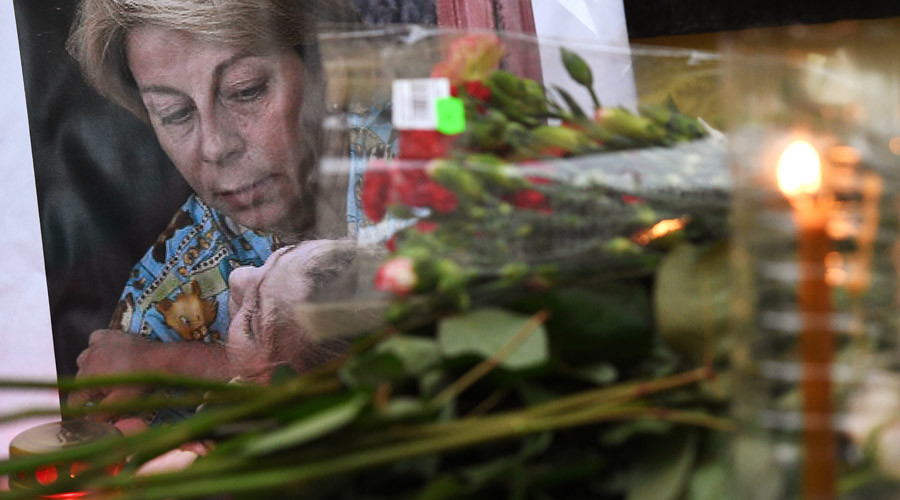 Chechen leader Kadyrov names hospital after killed Russian philanthropist Doctor Liza