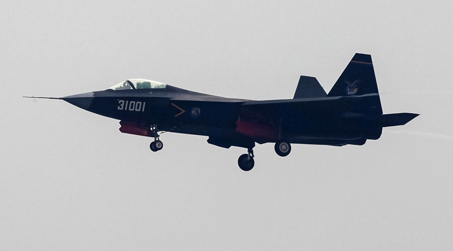China tests 5th-generation stealth fighter, cheaper competitor to US F-35 - reports