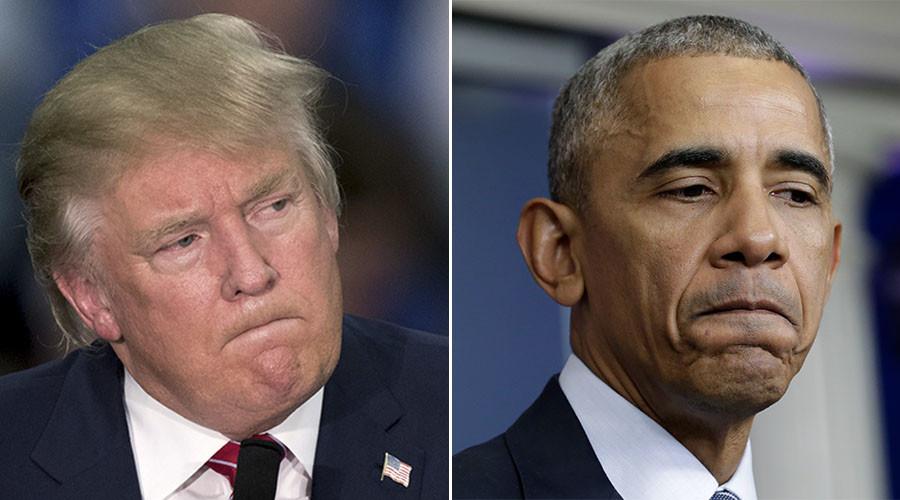 Schoolyard spat: Obama brags he'd trounce Trump in head-to-head race, pres-elect tweets 'No way!'