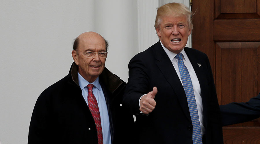 Brexit 'God-given opportunity' to steal business away from UK – Trump's commerce sec