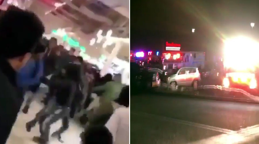 Mall mayhem: Post-Christmas shopping results in chaotic scenes across US (VIDEOS)
