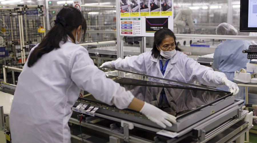 Japan's stagnant economy sees daylight ahead