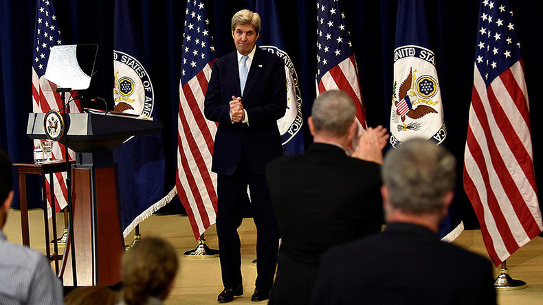 2-state solution 'only way' for lasting peace between Israelis, Palestinians - Kerry