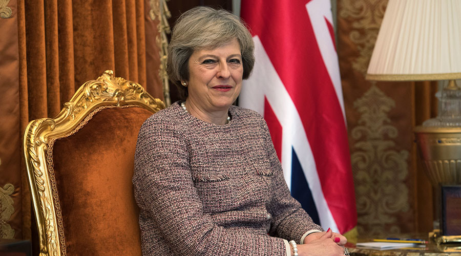 PM May to fight 2020 election on pledge to deliver 'British Bill of Rights'