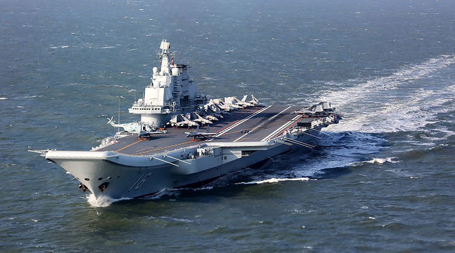 'Mighty & pretty': China says Japan scrambled jets over its air carrier 'for love of beauty'
