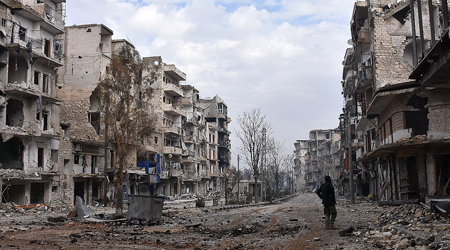 Humanitarian needs of people of Aleppo are 'huge', basic services still need to be restored – ICRC