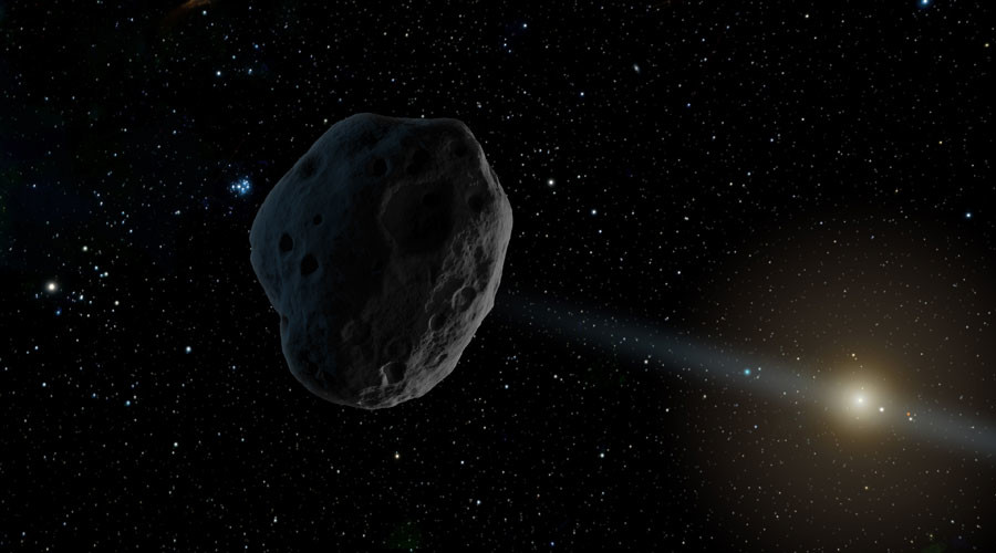 Don't panic! Comet set for near-Earth flyby next week